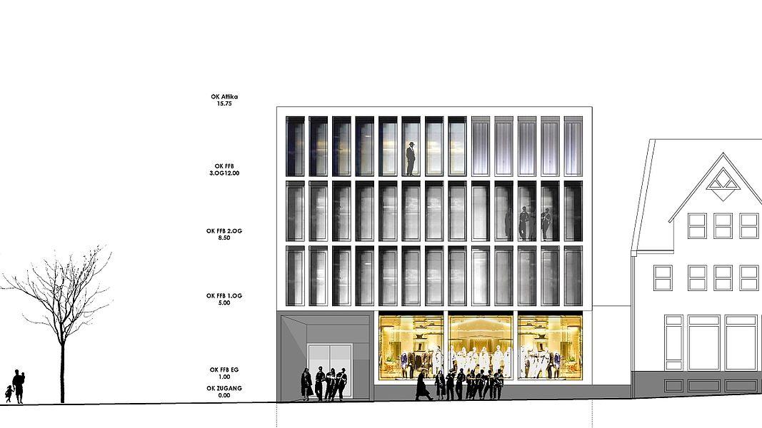 Kirchheim Teck Möbel Rau: Fischer Rüdenauer Architekten PartmbB